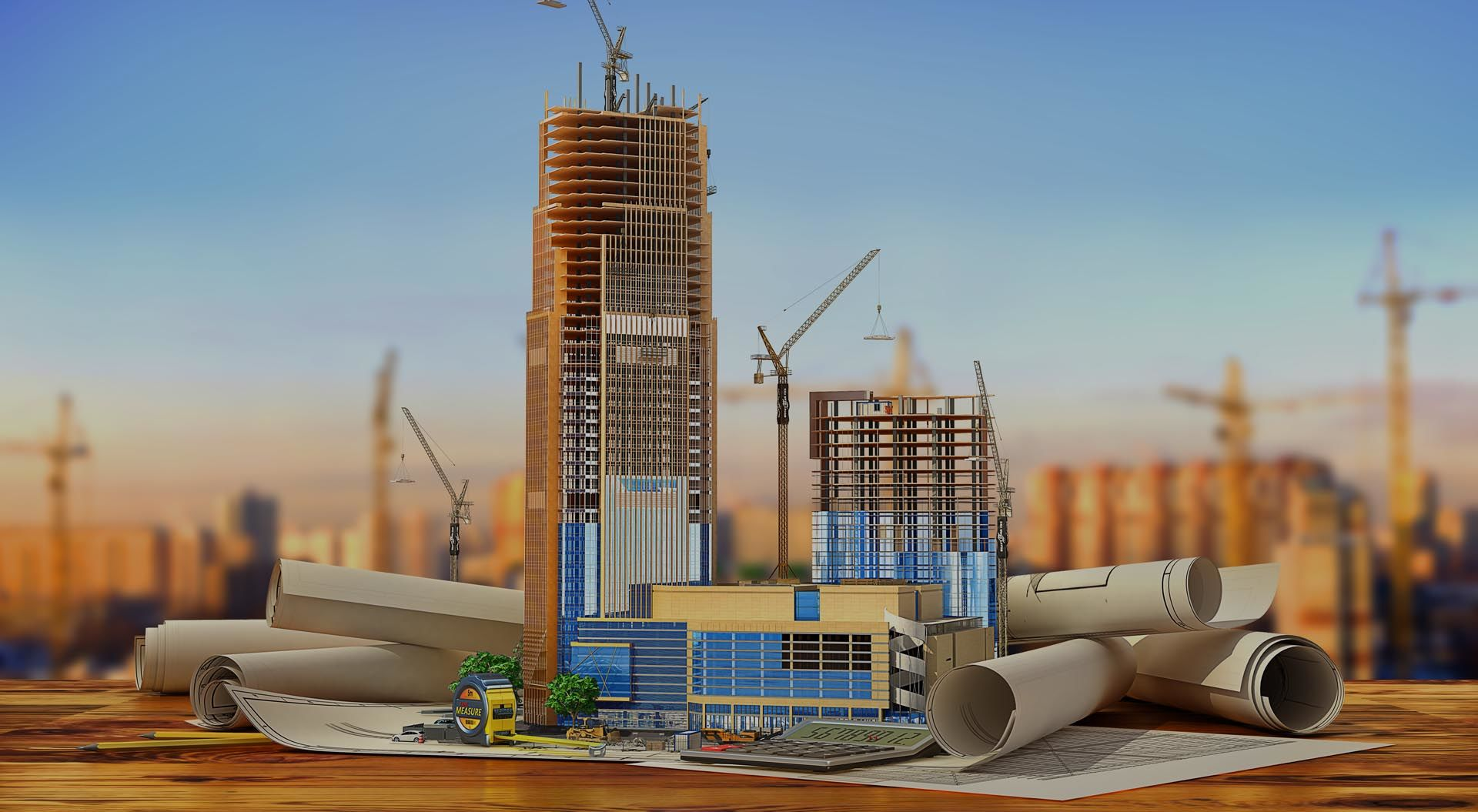 Best Construction Company in Lahore | Multi Construction Services